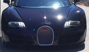 Ronaldo fête le titre européen en s'offrant une Bugatti Veyron