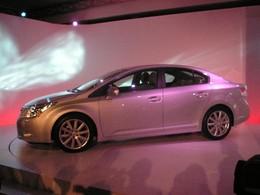 Nouvelle Toyota Avensis: En avant-première!