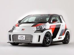 Tokyo Auto Salon 2011 : Toyota GRMN iQ Racing Concept, dé à course