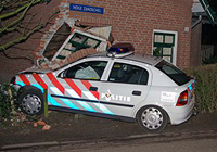 'C'est la Police ! Si vous n'ouvrez pas, on défonce la porte.'