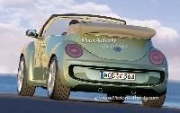 Volkswagen Beetle 3: puissance 3