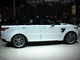 Land Rover Range Rover Sport SVR: surpuissant - En direct du Salon de Paris 2014