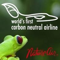 NatureAir : une ligne aérienne qui réduit son empreinte carbone