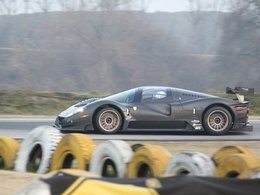 [Vidéo] La Ferrari P4/5 Competizione roule