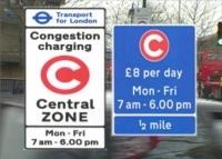 Le péage urbain de Londres va rétrécir d'ici 2010