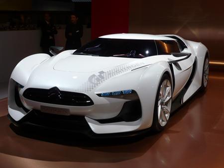 Citroën GT Concept, bientôt dans Gran Turismo 5