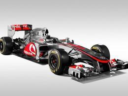 F1 : voici la nouvelle McLaren MP4-27