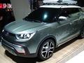 SsangYong XIV-Adventure: le futur X100 c'est lui - En direct du Salon de Paris 2014