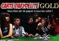 Dafydélité Gold, la nouvelle carte de fidélité Dafy-Moto.