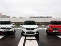 Comparatif vidéo - Citroën C5 Aircross vs Peugeot 3008 vs Renault Kadjar : suprématie en jeu