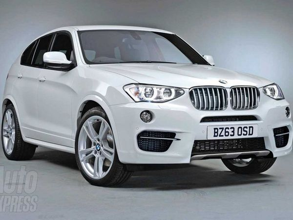 Futur BMW X4 : comme ça ?