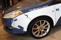 Fiat Bravo Polizia: Rugissante et 4 roues motrices !