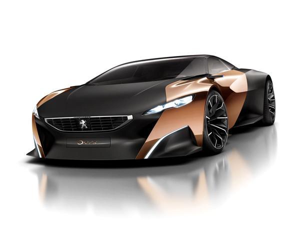 La Peugeot Onyx à Goodwood: gagnez une place à bord si vous êtes ressortissant du Royaume-Uni...