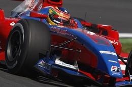 GP2 Magny-Cours qualifications : Senna prend la pole et le mur