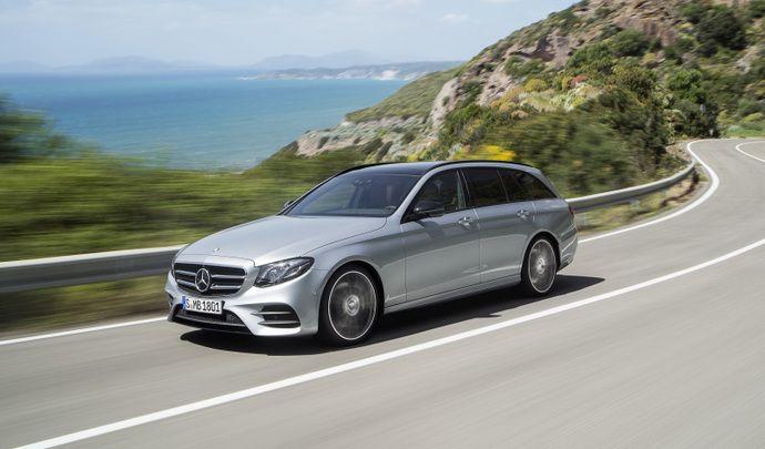 Mercedes dévoile les prix de la nouvelle Classe E Break