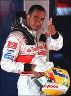 Question du jour n°48 : pourquoi Lewis Hamilton figure-t-il dans le livre des records ?