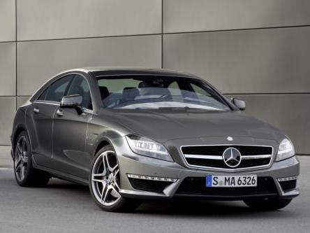 |Vidéo] Mercedes CLS 63 AMG, le bruit reste quand même sympa