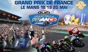MotoGP - France: la billetterie pour les 25 ans est ouverte!
