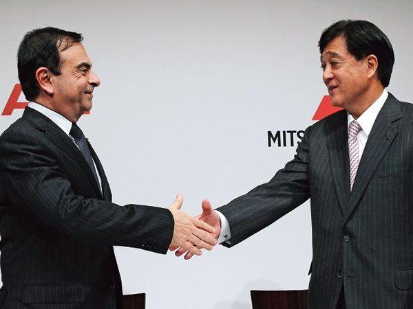 Renault et Mitsubishi vont-ils collaborer ? En fait, non