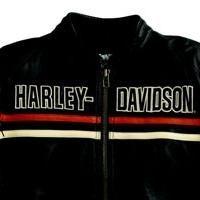 Fripe Harley: La légende sur le dos