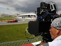 La Formule 1 en HD pour 2011