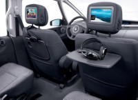 Renault Espace Tech Run : un monospace multimédia