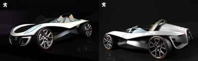 Sondage : choisissez le meilleur finaliste du Concours de Design Peugeot !