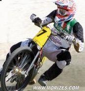 Morizès accueille la Coupe d'Europe de Grass-Track Jeunes 125cc.