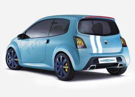 Le retour de Gordini : ce sera bien sur une Twingo