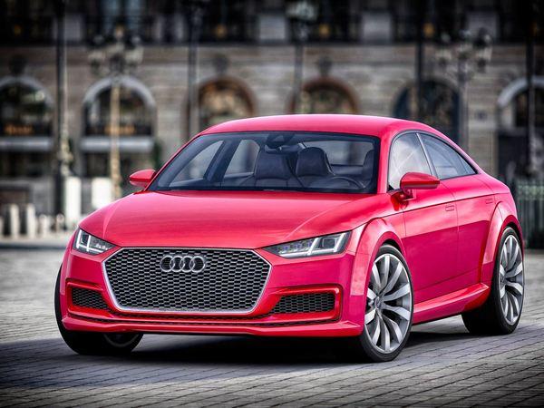 Mondial de Paris 2014 - Audi confirme son intention d'étendre sa gamme TT