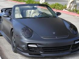 217 100 dollars pour une Porsche 911 Turbo ex-David Beckham