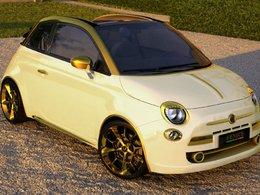 Une Fiat 500C par Fenice Milano à 500 000 euros, tout compte fait c'est cheap une Aston Martin Cygnet