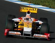 F1: Renault sera là en 2010 !