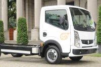 Salon Pollutec 2008 : l'utilitaire Renault Maxity électrique