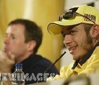 Moto GP: Portugal: Rossi : L'hommage à McRae