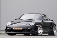 Porsche 997 Turbo Airforce Bodykit by 9ff
