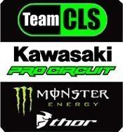 Présentation du Team-CLS Kawasaki Monster Energy Pro-Circuit 2011