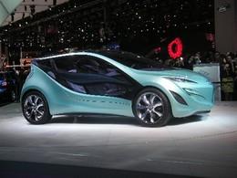 Mazda Kiyora: Un concept de coupé urbain