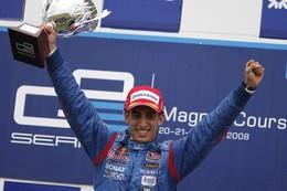 GP2 Magny-Cours Course 2 : Buemi à la loterie