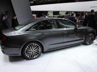 Audi A6 restylée, raffinée - Vidéo en direct du salon de Paris 2014
