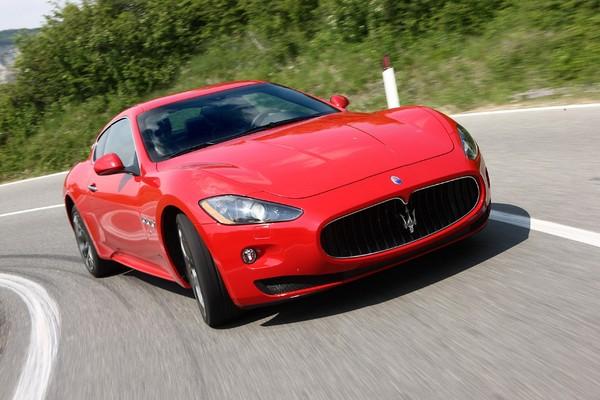 Maserati Granturismo S : des photos, des photos ! (34 images HD)
