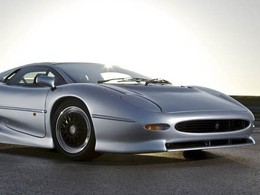 Jaguar XJ220: 20 ans déjà