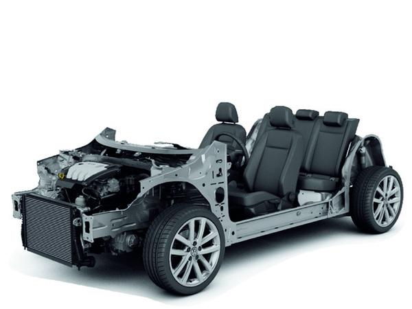 Ceci est la future VW Golf 7