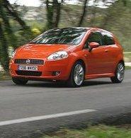 Un nouveau moteur moins polluant pour la Fiat Grande Punto