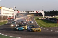 FIA GT: reprise du championnat sur le circuit d'Adria