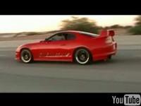 Vidéo sympa de la Supra USCC..