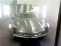 Peut-être la future Corvette C7...