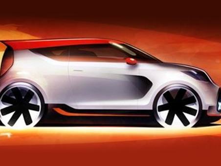Chicago Auto Show 2012 : concept Kia Track'ster