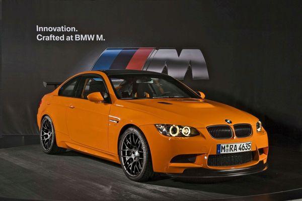 [Vidéo] BMW M3 GTS