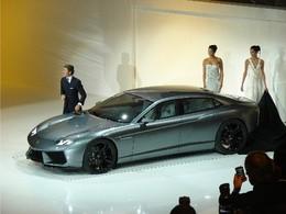 Concept Lamborghini Estoque: Le choc